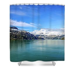 Glacier Bay 1 Shower Curtain