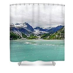 Glacier Bay 4 Shower Curtain