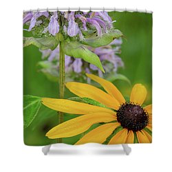 Shower Curtain featuring the photograph Harmony In Nature by Dale Kincaid