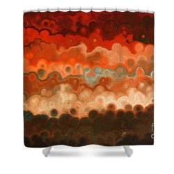 Hebrews 13 16. Do Good And Share Shower Curtain