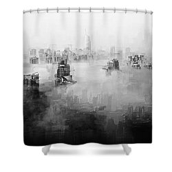 High Society Shower Curtain