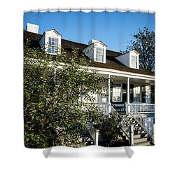 Historic Meadow Garden Augusta Ga Shower Curtain