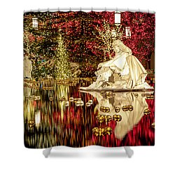Holy Birth Shower Curtain