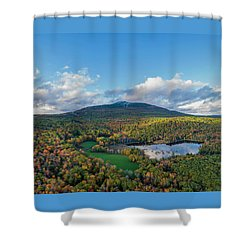 Home Of My Youth  Shower Curtain