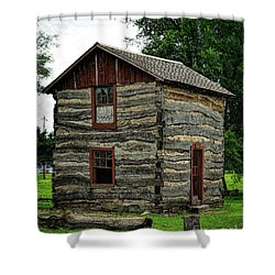 Shower Curtain featuring the photograph Home On The Range by Jon Burch Photography