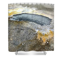 Honey Pot Shower Curtain