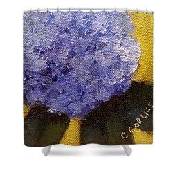 Hydrangea I Shower Curtain