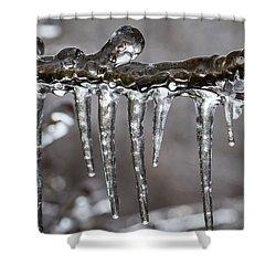Ice9 Shower Curtain