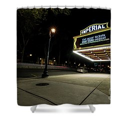 Imperial Theatre Augusta Ga Shower Curtain