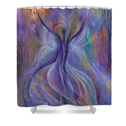In Search Of Grace Shower Curtain