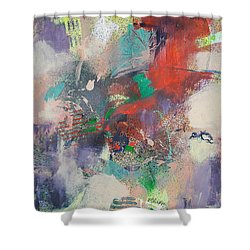 In Search Of Hope Shower Curtain