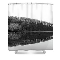Inwood Reflections Shower Curtain