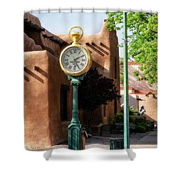 Shower Curtain featuring the photograph It's Five O'clock Somewhere by Kay Brewer