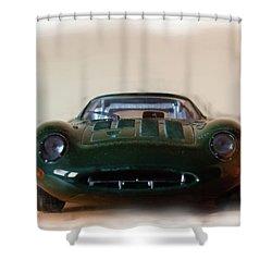 Jaguar Xj13 Shower Curtain