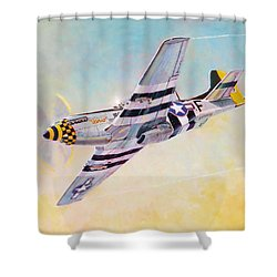 Janie Shower Curtain