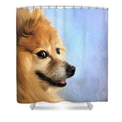 Jayjay Shower Curtain
