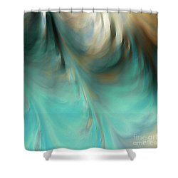 Jeremiah 33 3. Call To Me Shower Curtain