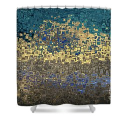 Jesus Christ The Heir Of All Things. Hebrews 1 2 Shower Curtain