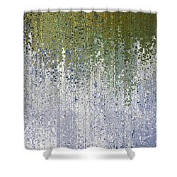 John 15 5. Abide In Me Shower Curtain