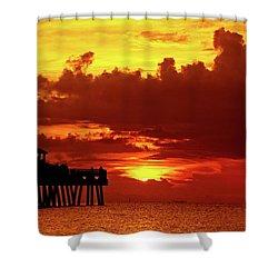 Juno Pier 1 Shower Curtain