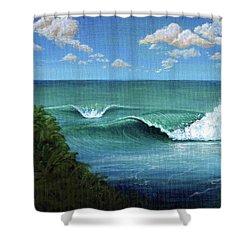 Kalana Nalu Shower Curtain