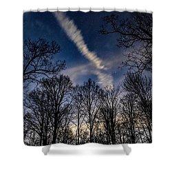 Kentucky Sky Shower Curtain