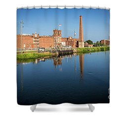 King Mill - Augusta Ga 1 Shower Curtain