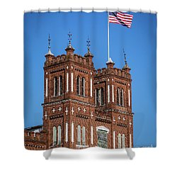 King Mill - Augusta Ga 3 Shower Curtain