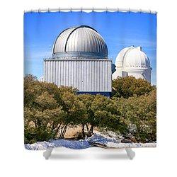 Kitt Peak Observatory Az Shower Curtain