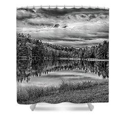 Lake Effect Shower Curtain