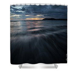 Langkawi Sunset Shower Curtain