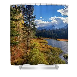 Legends Of The Fall Shower Curtain