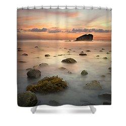 Malibu Sunset Shower Curtain