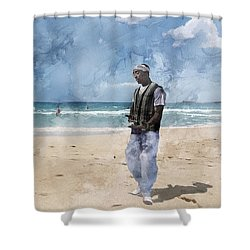 Life After Fake Death 010 Shower Curtain