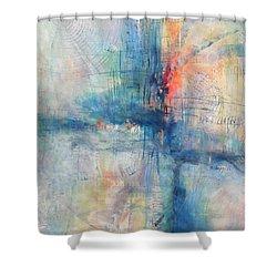Life Is Wyrd Shower Curtain