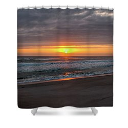 Shower Curtain featuring the photograph Light Of The Sun by John M Bailey