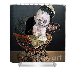 Lil' Orphan Andy Shower Curtain