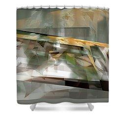 Looking Inward - Shower Curtain