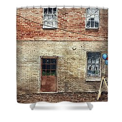 Lunch Specials Shower Curtain
