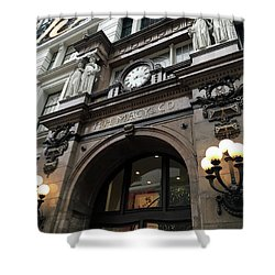 Macys Herald Square Nyc Shower Curtain