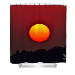 Magnificence Shower Curtain
