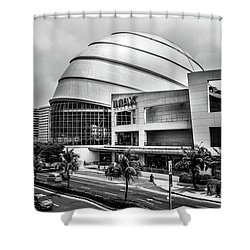 Shower Curtain featuring the photograph Mall Of Asia 3 by Michael Arend