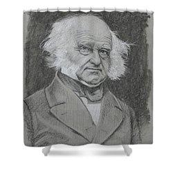 Martin Van Buren Shower Curtain