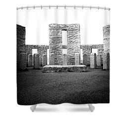 Maryhill Shower Curtain