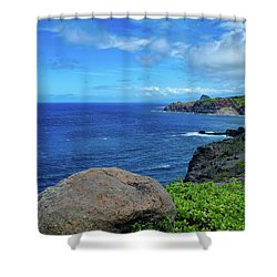 Maui Coast II Shower Curtain