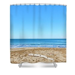 Mayaguez Shower Curtain