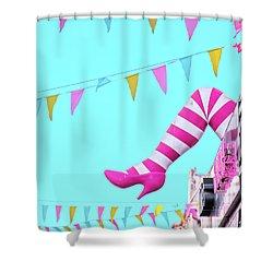 Merilyn Shower Curtain