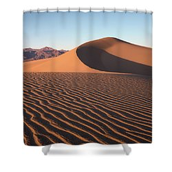 Mesquite Dunes 1-sq Shower Curtain