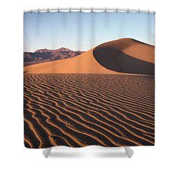 Mesquite Dunes 1 Shower Curtain