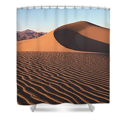 Mesquite Dunes 1-v Shower Curtain